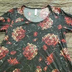 Lularoe perfect tee size xs perfect condition